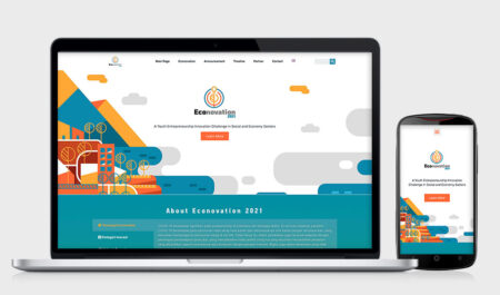 Web Development Econovation by Irdiansyah