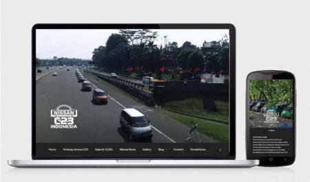 Web Development Serena C23 Indonesia by Irdiansyah