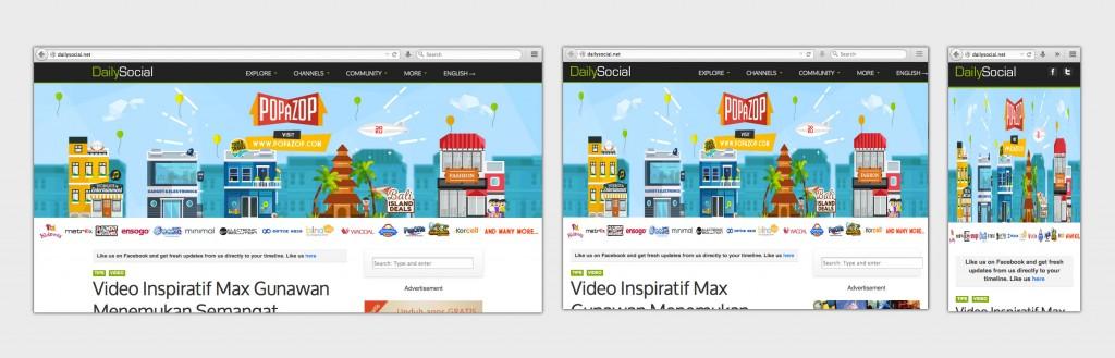 Responsive Web Design by Irdiansyah